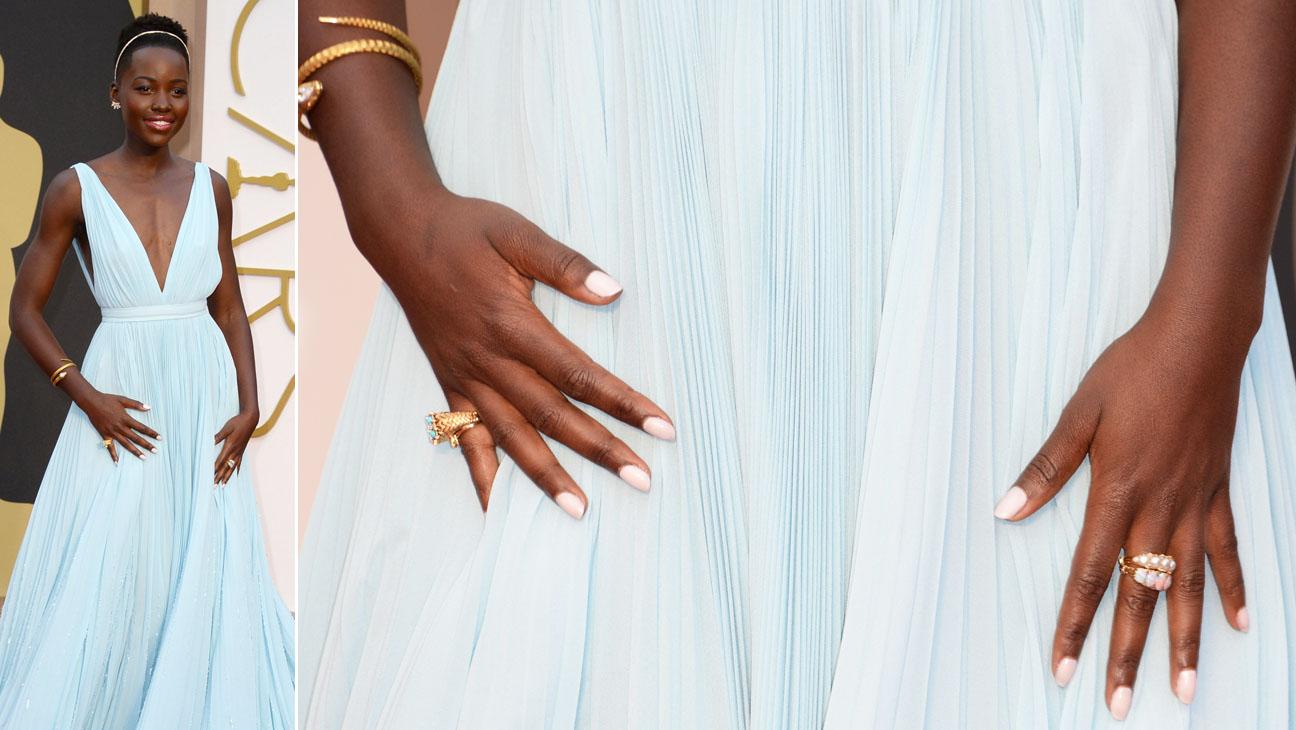 lupita_oscar_dress_manicure